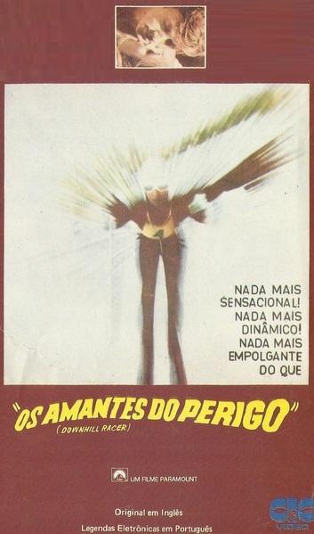 Poster do filme Os Amantes do Perigo