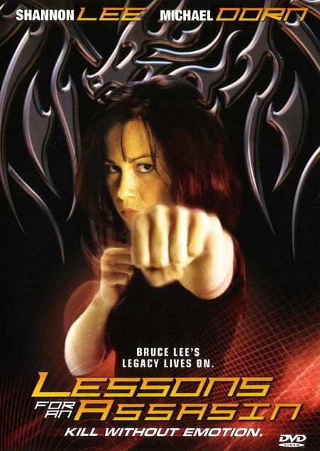 Poster do filme Lessons For an Assassin