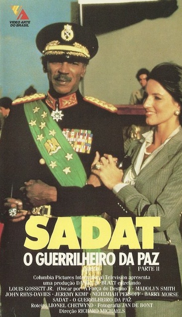 Poster do filme Sadat - O Guerrilheiro Da Paz