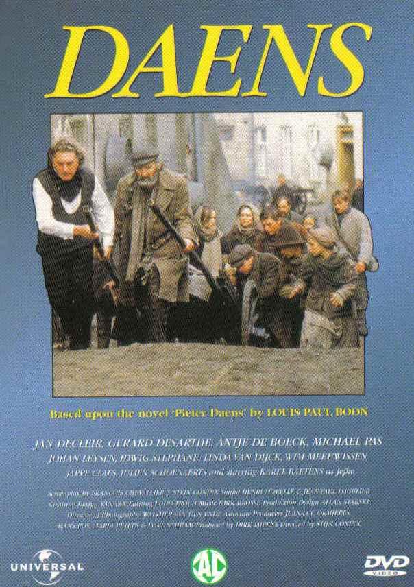 Poster do filme Daens - Um Grito de Justiça