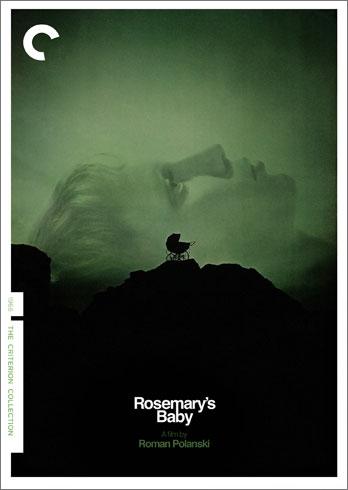 Poster do filme O Bebê de Rosemary