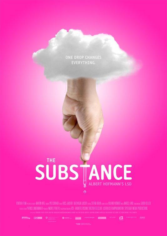 Poster do filme A Descoberta do LSD