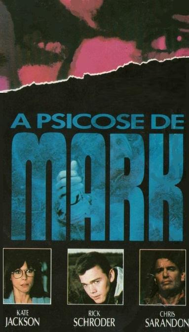 Poster do filme A Psicose de Mark