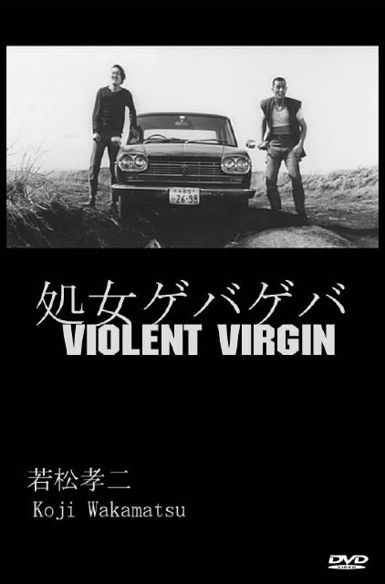Poster do filme Violent Virgin