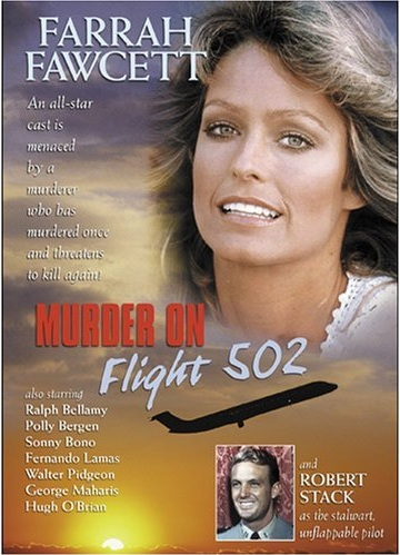Poster do filme Assassinato no Vôo 502