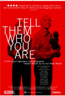 Poster do filme Tell Them Who You Are