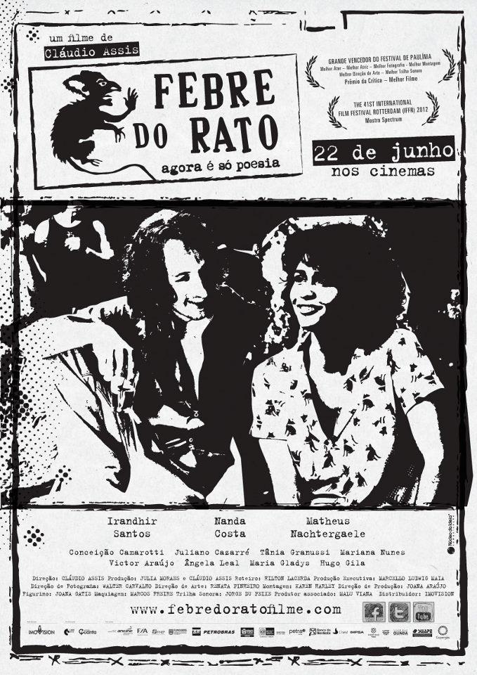 Poster do filme Febre do Desejo