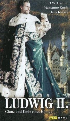 Poster do filme Ludwig II - Brilho e Miséria de um Rei