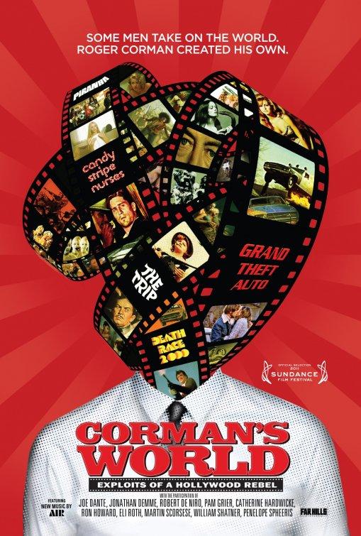 Poster do filme O Mundo de Corman: Aventuras de um rebelde de Hollywood