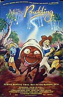 Poster do filme O Pudim Mágico