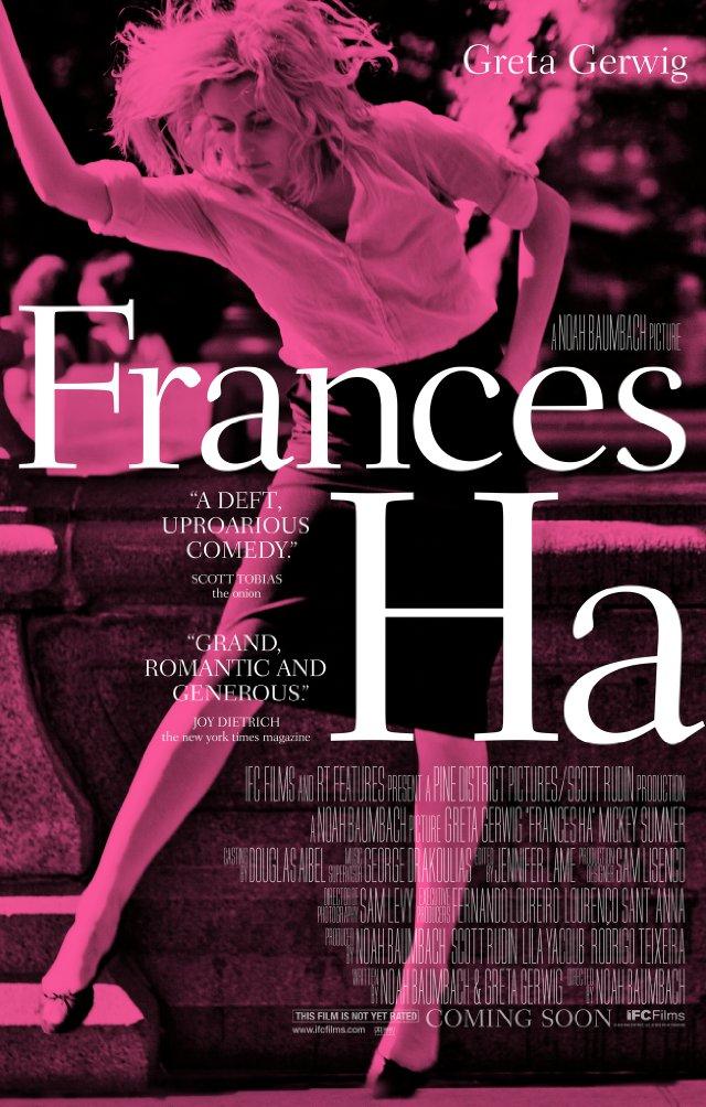 Poster do filme Frances Ha