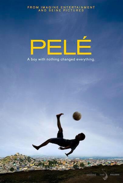 Poster do filme Pelé - O Nascimento de uma Lenda