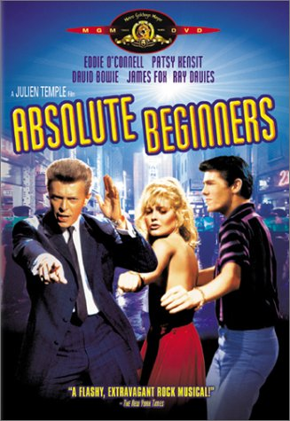 Poster do filme Absolute Beginners