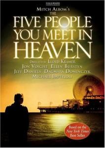 Poster do filme As Cinco Pessoas Que Você Encontra no Céu