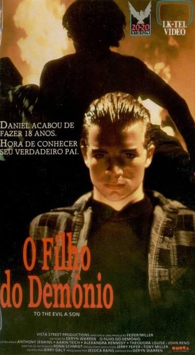 Poster do filme O Filho do Demônio