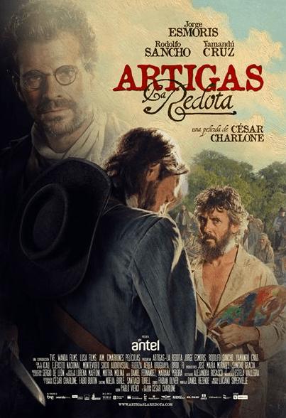 Poster do filme Artigas – La redota