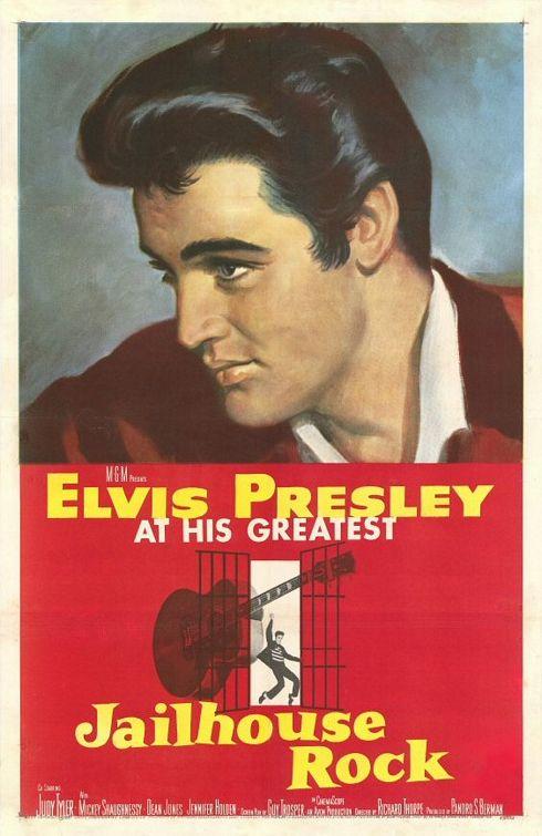 Poster do filme O Prisioneiro do Rock