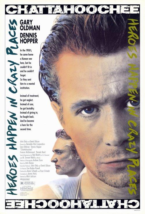 Poster do filme Chattahoochee