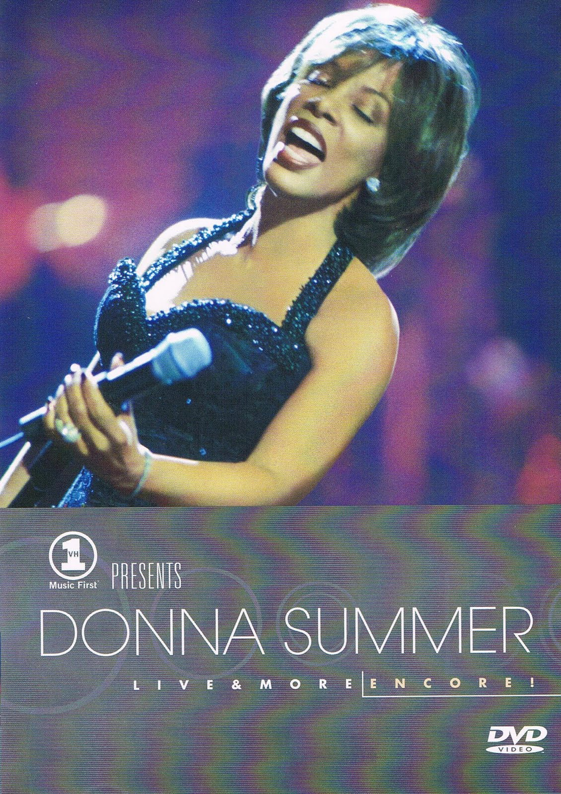 Poster do filme Donna Summer - Live and More Encore