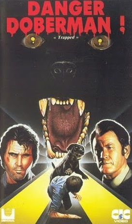 Poster do filme Os Dobermans Atacam