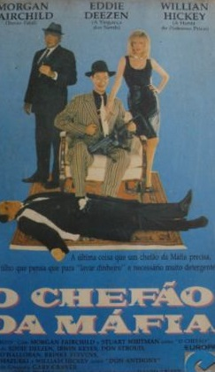 Poster do filme O Chefão da Máfia