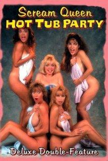 Poster do filme Scream Queen Hot Tub Party
