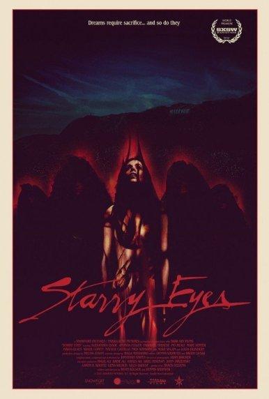 Poster do filme Starry Eyes