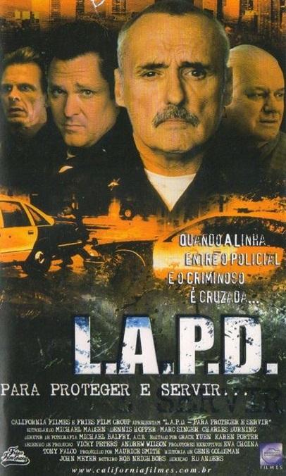 Poster do filme L.A.P.D - Para Proteger e Servir...