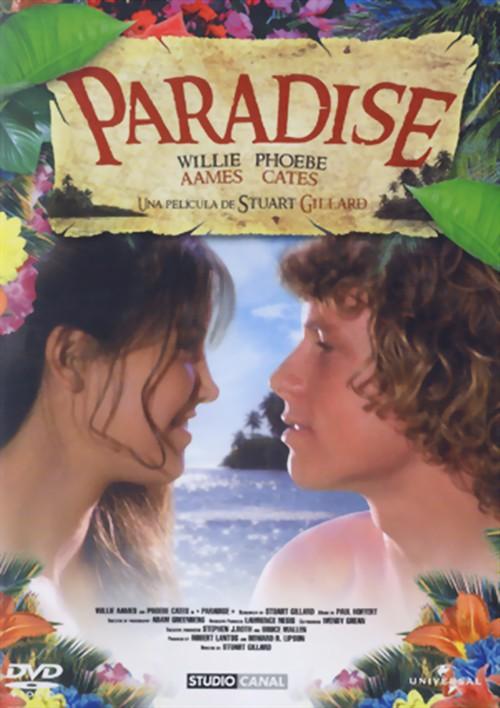 Poster do filme Paraíso Azul