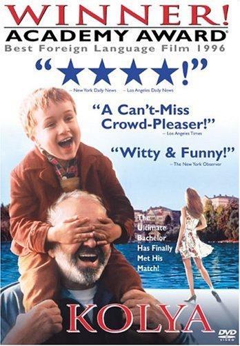 Poster do filme Kolya - Uma Lição de Amor