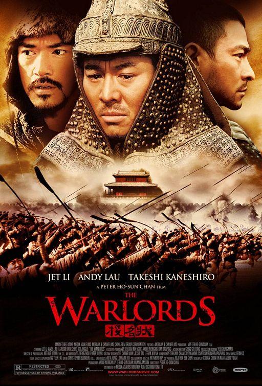 Poster do filme Os Senhores da Guerra