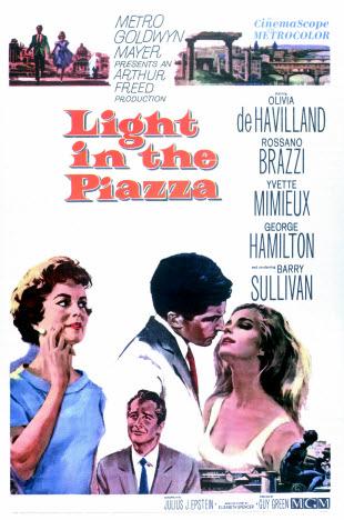 Poster do filme Luz na Praça