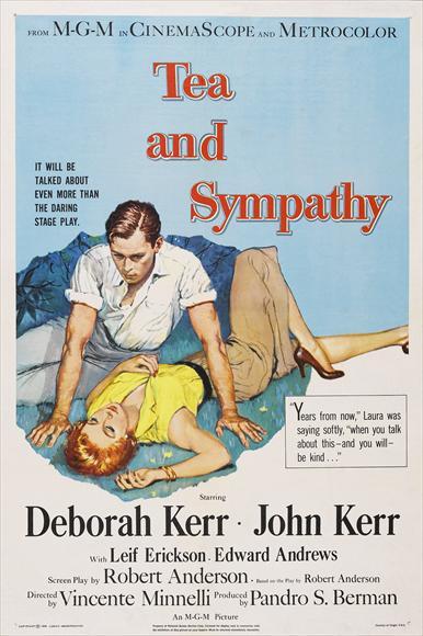 Poster do filme Chá e Simpatia