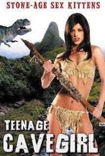 Poster do filme Teenage Cavegirl