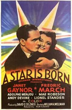 Poster do filme Nasce Uma Estrela