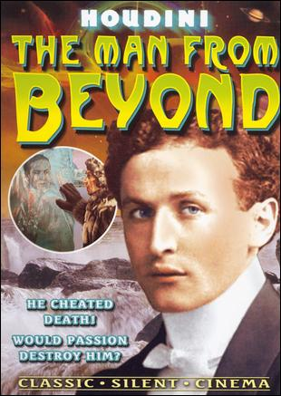 Poster do filme The Man from Beyond