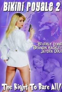 Poster do filme Tanya X: Agente do Prazer