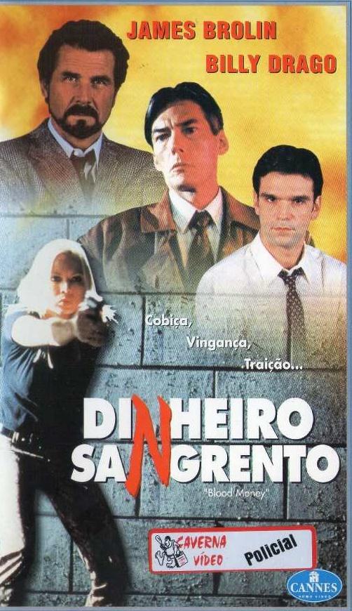 Poster do filme Dinheiro Sangrento