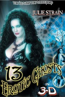 Poster do filme 13 Erotic Ghosts in 3-D