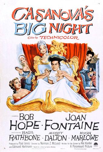 Poster do filme A Grande Noite