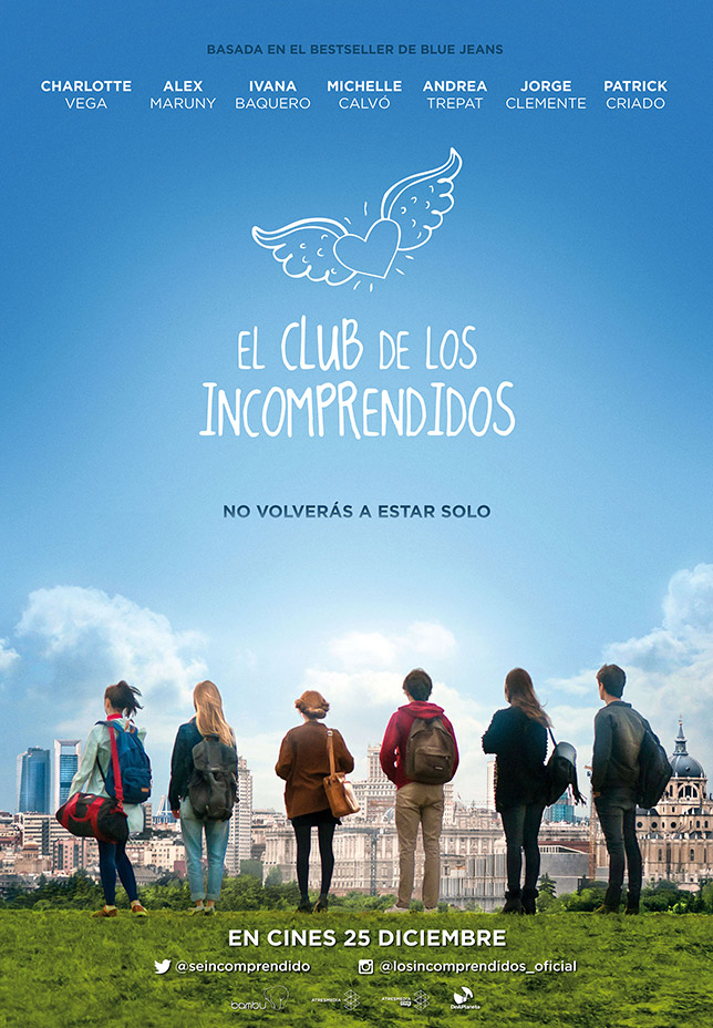 Poster do filme Clube dos Incompreendidos
