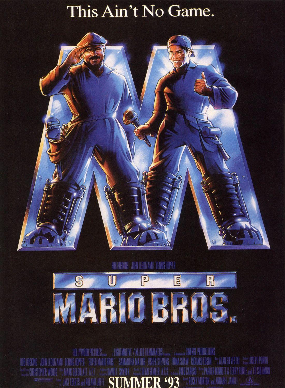 Poster do filme Super Mario Bros.