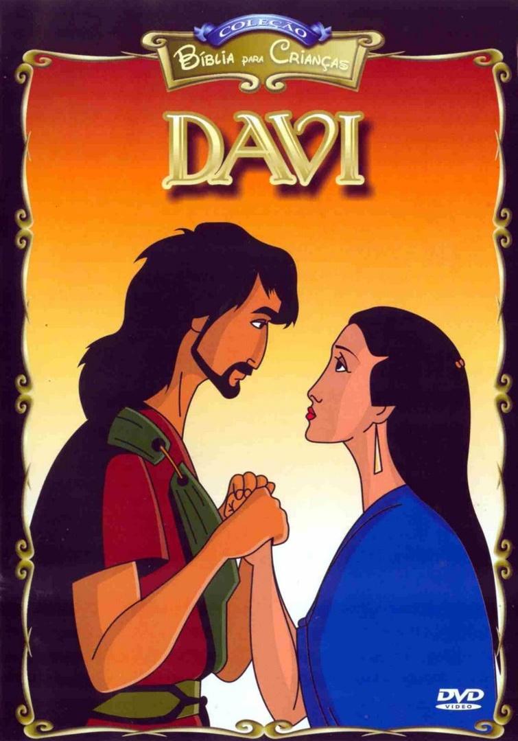 Poster do filme Coleção Bíblia Para Crianças - A História de Saul