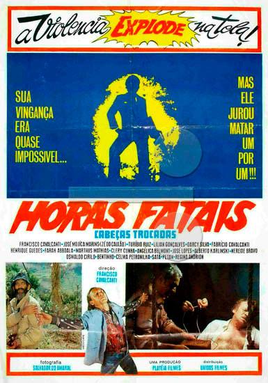 Poster do filme Horas Fatais - Cabeças Trocadas