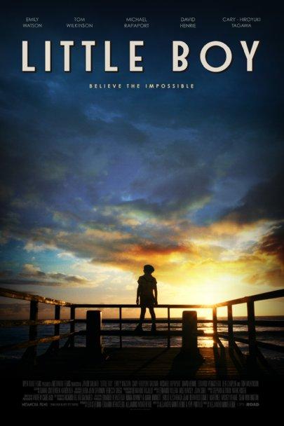 Poster do filme Little Boy - Além do Impossível