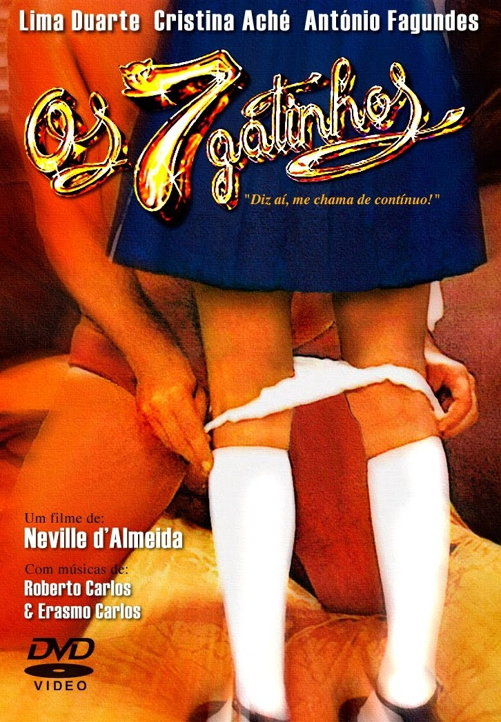 Poster do filme Os Sete Gatinhos