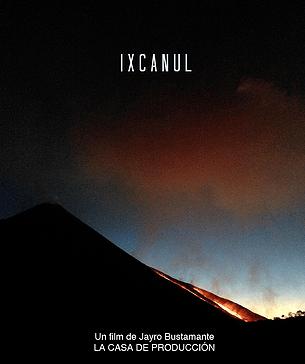 Poster do filme O Vulcão Ixcanul