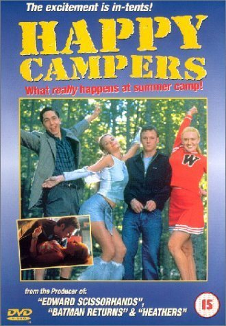 Poster do filme Um Acampamento Muito Louco