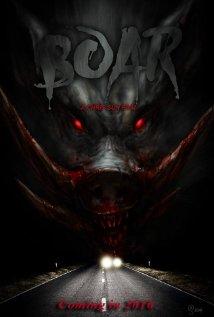 Poster do filme Boar