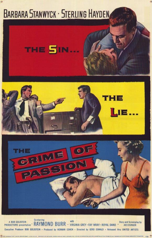 Poster do filme Da Ambição ao Crime